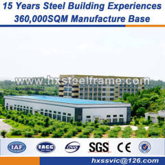 lightweight steel structures prefabricated steel structures fast delivery