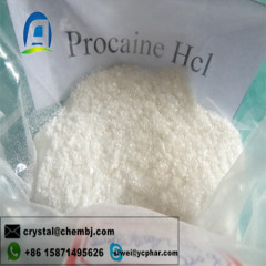 High Quality Local Anesthetic Benzocaine HCL for Pain Reliever