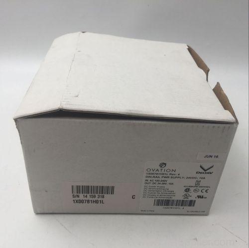 1X00781H01L Power Module WESTINGHOUSE **New Seal**