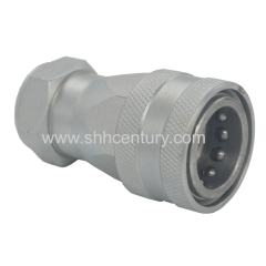 1/2 Socket HYD Quick Couplers Quick Release Fittings