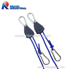 1/8 Inch Polypropylene Rope with Ratchet