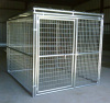 Eco-friendly large space well designed steel wire mesh pet cages