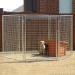 экологически чистые большие пространства, хорошо спроектированные стальные сетки для домашних животных