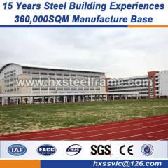 Sicherheit Stahlkonstruktionen Metall Ladenbau ISO CE Schweißen