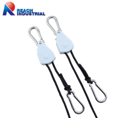 2pcs 150lbs Hydroponic Systems Light Hanger
