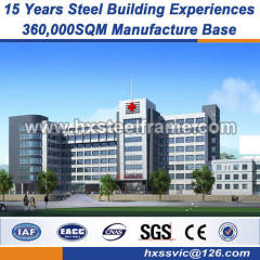 steel structure work steel structure fabrication prefabricated high-rise