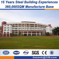 steel stuctures steel structure fabrication outside using