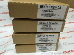 Bently Nevada 3300 Dual Vibration Monitor PLC Module 3500/50