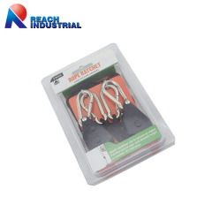 1/8 Hydroponic Light Hanger Led Grow YOYO Rope Ratchet Double Blister Card Packing 2PCS/PAIR/PACK
