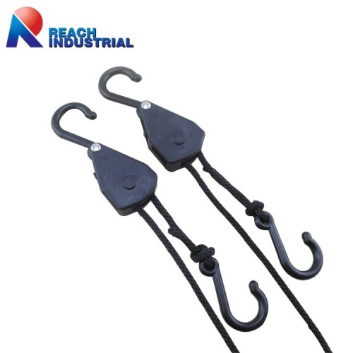 1/8 Rope Ratchet Hanger with Plastic Hook