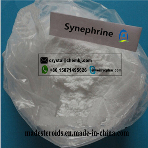 Natural Pharmaceuticals Raw Powder Synephrine for Weight Loss CAS 94-07-5