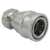 KZF Double Close Type Quick Connect Coupler Quick Release Coupling Stainless Steel 304