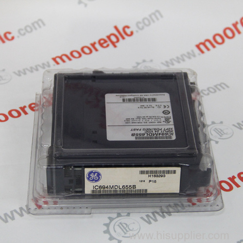 GE FANUC IC660BBA100 (Surplus New In factory packaging)