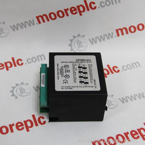 IC693MDL730 | General Electric | I/O Module