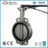 Wafer Type Centreline Butterfly Valve (with Pin)