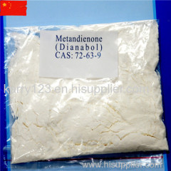 Dianabol / Metandie none Oral Anabolic Steroid White Powder For Muscle Gaining