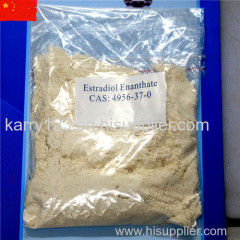 Nature Medical Raw Material Powder Estradiol Enanthate For Female Health CAS 4956-37-0
