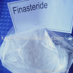 Androgenic White Steroid Powder Finasteride Proscar for Hair Loss CAS 98319-26-7