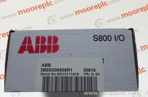 ONE ABB REMOTE I/O ANALOG DSAX-452 TESTED GOOD Condition