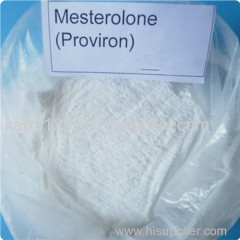 Pharmaceutical Raw Materials Male Mesterolon Proviron Lean Muscle Steroid