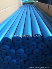 NBR / PVC-airconditioner rubberen isolatiebuis voor HVAC-systeem