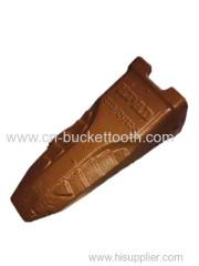 Daewoo DRP bucket teeth 2713-1217RC rock chisel type