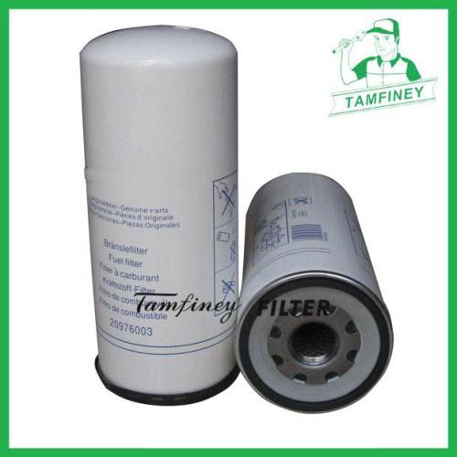 Volvo diesel filter truck spare parts 20976003 20815011 22480372 20430751 20405160 7420541381 15126069