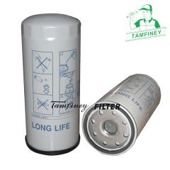 Full-flow lube spin-on oil filter for