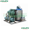 2tons ice flake machine for fishing boat