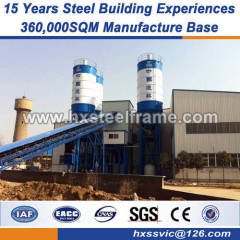 structural steel pre manufactured metal buildings ISO code