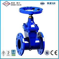 Non-Rising Stem Ductile Iron Metal Seated Gate Valve DIN3352-F4