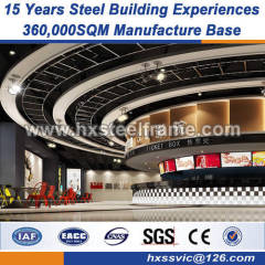 structural steel welding light steel structure AWS welding