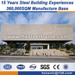 structural steelwork light steel structure rust proof