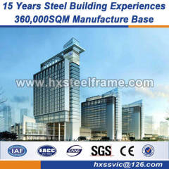 structure construction light steel structure low price