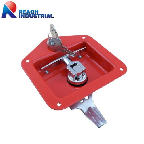 Paddle lock interior release Key-locking Paddle Lock
