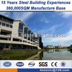 structure of steel light steel structure Cost Effective