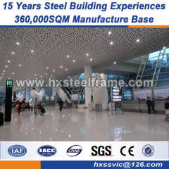sttel frame light steel structure manufacturer's price
