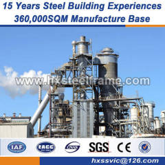 frame structure light steel structure CE certification