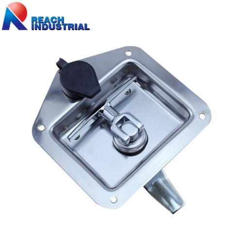 Stainless Steel Recessed Drop T Handle