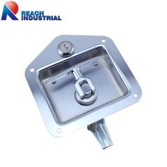 Chrome Plated T Handle Lock Toolbox Lock Folding T Handle