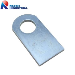 Galvanized Steel Tail Board Antiluce Plate