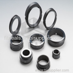 mechanical seals face .silicon carbide sleeve