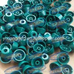 MTM Control Knob Green