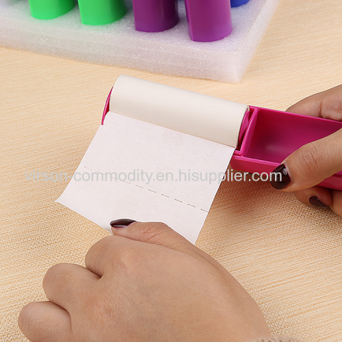 Disposable Paper Mini Lint Roller