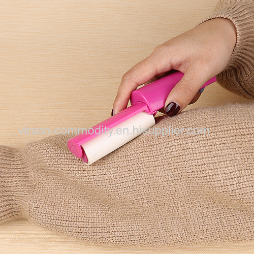 15 Sheets 3 in X 3.9 Ft  Mini Travel Lint Roller