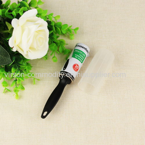 Portable mini clothes cleaning lint roller