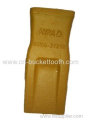 HYUNDAI 140 model excavator bucket teeth 61N4-31210