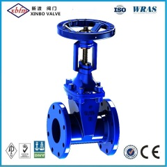 BS5163/BS5150 Cast Iron Gate Valve (Rising Stem)