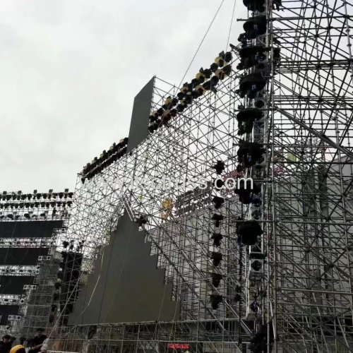 Concert Scaffolding Square Truss System