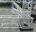 Strong Indoor Aluminum Truss System Installation